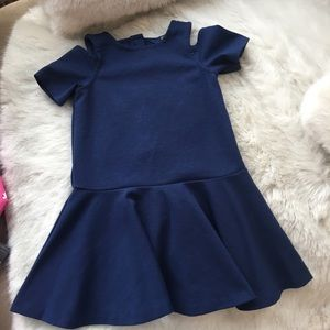 Polo Ralph Lauren blue 4 year old skater dress